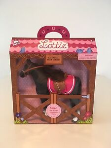 Horse toy by Lottie doll - New