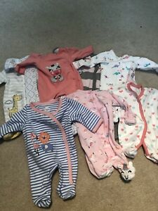 Preemie Girls Clothes
