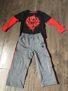 Boys AND1 outfit size 4t