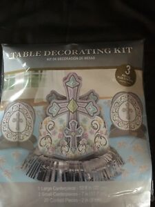 Religious Table Decorating Kit