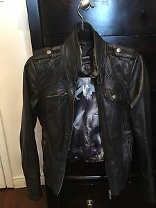 Danier leather jacket XXS