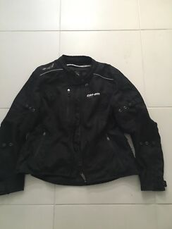Can-Am Ladies Motor Cycle Riding Suit