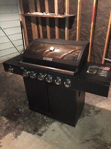 Master Forge BBQ 6 burner