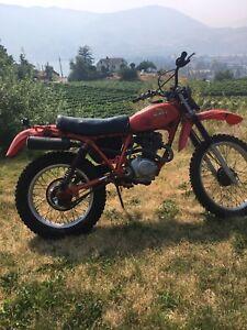 1980 Honda XR200