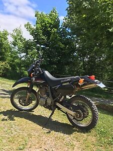 2009 Suzuki DR650 Street and Trail