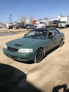 1998 Acura TL 2.5 five cylinder motor