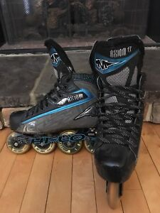 Mission Axiom T7 Skates