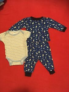 0-3 mo boy outfit