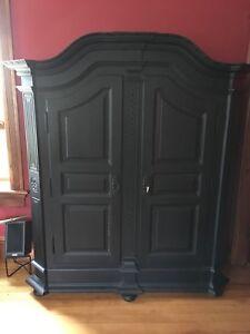 Antique Armoire / Wardrobe