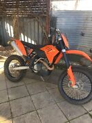 Ktm 450 EXC 2008 Carisbrook Central Goldfields Preview