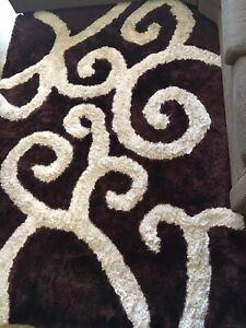 Indoor Home rug, brown/beige