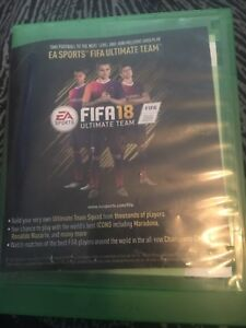 FIFA 18 Xbox game And Wii Games