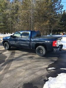 2007 Chevrolet Silverado Crew Cab LTZ, ***REDUCED***