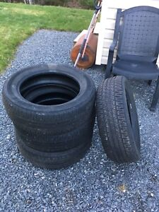 TIRES, Firestone Affinity a4 touring