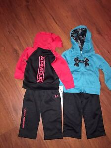 Under Armour Outfits Size-18m