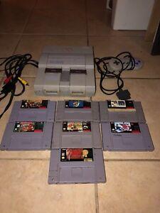 Donkey king Zelda Super Nintendo bundle