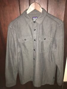 Brand New Patagonia organic cotton  button up