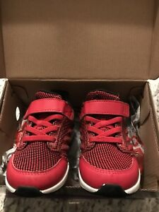 Toddler boy or girl adidas shoes sz 7 with box