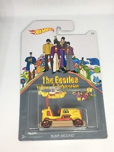 The Beatles Yellow Submarine Hot Wheels Collection 2018