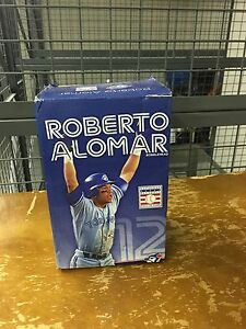 Robbie Alomar Hall of Fame Induction Bobblehead (Unopened)