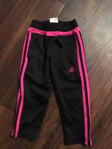 Size 3T girls adidas pants