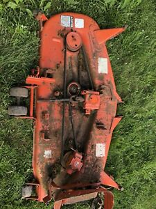 Kubota Mower deck 60""