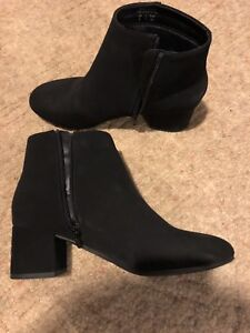 Ankle boots never worn