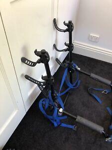 Bike rack strap on - 3 bikes