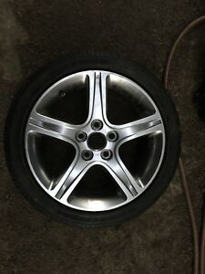 1 Mag NEW/NEUF Lexus IS300 - 5x114.3 214/45r17