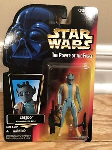 Star Wars POTF Greedo