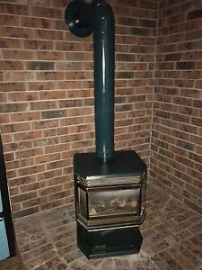 EnviroGas EG28 gas fireplace for sale
