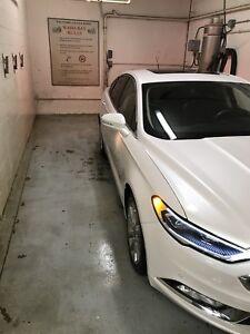 2017 Ford Fusion Energi Luxury