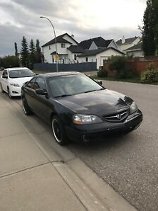 2003 Acura CL Type-S