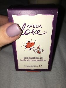 AVEDA LOVE COMPOSITIONS OIL