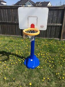 Fisher price basketball net