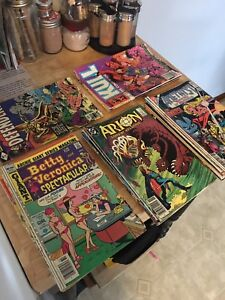 Comic book collection -- Entire collection for sale