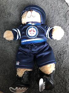 Teddy bear from build a bear