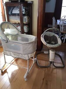 Bassinet and Swing