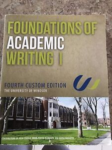 ECE- Foundation for academic writing l