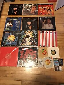 Record Vinyl LP Casette For sale