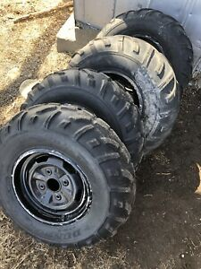 Roues 4x110