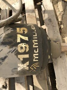 McMillan skid steer auger drill assembly x1975