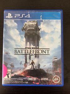 Star Wars battlefront PS4-