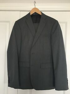 Men's light grey slim fit Mexx suit