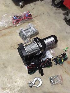 2500lb ATV winch brand new