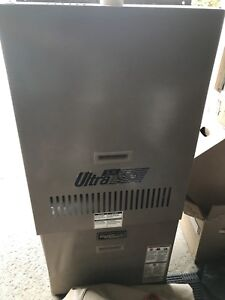 Furnace a/c and a coil