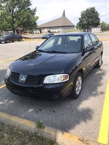 2006 Nissan Sentra Special Edition With No Rust