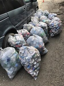 BOTTLE DRIVE THIS WEEKEND