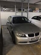 2006 BMW 320i Executive E90 Auto Silver Only 97,000KM for sell! Turrella Rockdale Area Preview