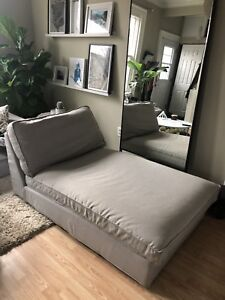 Ikea chaise lounge for sale